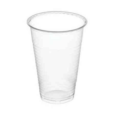 Vasos de Plástico Baratos Transparentes 200 cc