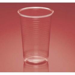 Vasos de Plástico PP 250ml Plus Transparentes