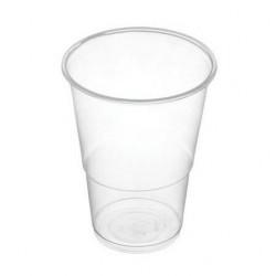 Vasos de Plástico PP 300ml Transparentes
