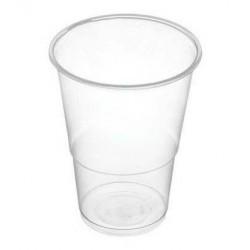 Vasos de Plástico PP 330ml Transparentes