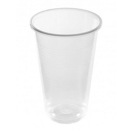 Vasos de Plástico Irrompibles 330/350 cc Transparentes