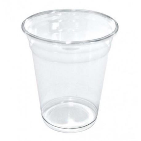 Vasos de Plástico PET 425 cc Ø 9,5cm Transparentes