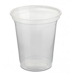 Vasos de Plástico PP 400ml Transparentes
