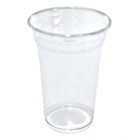 Vasos de Plástico PET 500 cc Ø 9,5cm Transparentes