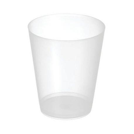 Vasos de Plástico PP Cubata Ancho/Sidra 480ml Inyectado