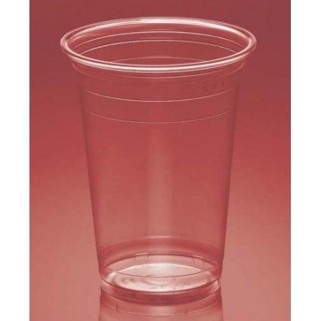 Vasos de Plástico PP 500ml Plus Transparentes