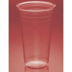 Vasos de Plástico PP 620ml Plus Transparentes