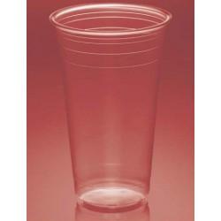 Vasos de Plástico PP 620ml Plus Transparentes