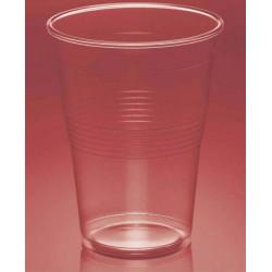 Vasos de Plástico PP Mini/Litrona Transparentes