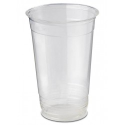 Vasos Biodegradables PLA 330ml Transparentes