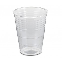 Vasos Biodegradables PLA 200ml Transparentes