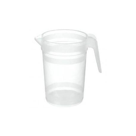 Jarras de Plástico PP 1 Litro