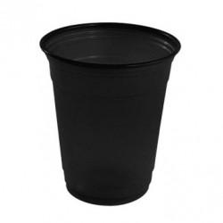Vasos de Plástico PP Suprem 360ml Negros
