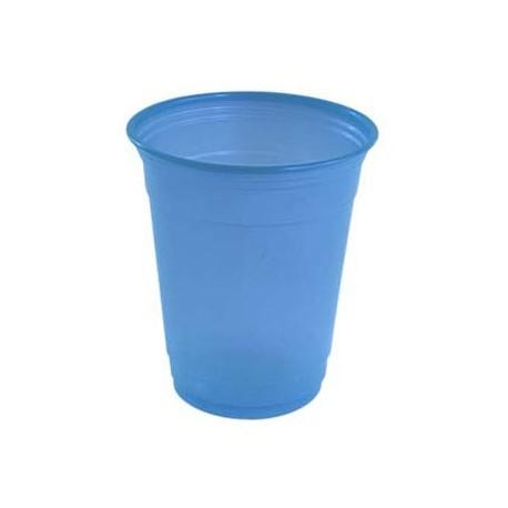 Vasos de Plástico PP Suprem 360ml Azul Nube