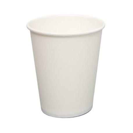 Vasos de Cartón Blanco 240ml