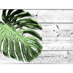 Mantel Individual Papel 30x40cm Tropical