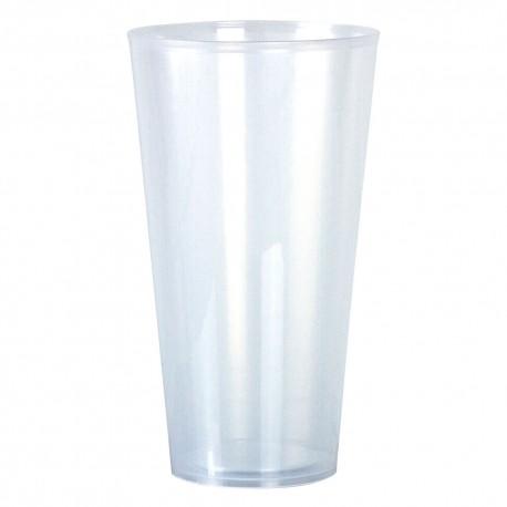 Vasos de Plástico PP Cocktail 480cc Inyectado Transparentes