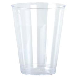 Vasos de Plástico PS Sidra 500ml Inyectado Transparente