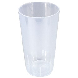 Vasos de Plástico Duro PP Cocktail Reutilizables 500ml