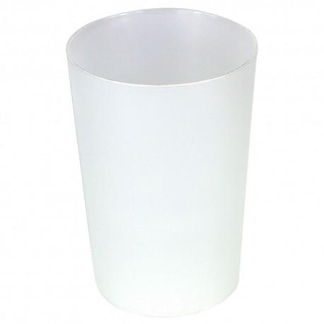 Vasos de Plástico Duro PP Sidra Reutilizables 450ml