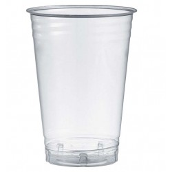 Vasos Biodegradables PLA 575ml Transparentes