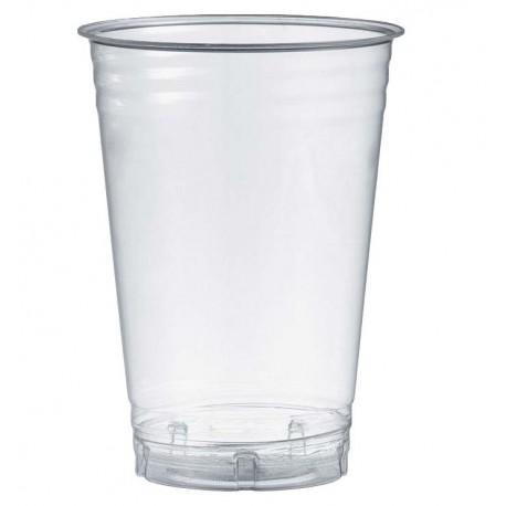 Vasos Biodegradables PLA 575ml Transparentes