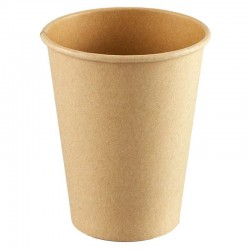 Vasos Biodegradables de Cartón y PLA 12Oz/360ml Ø8,9cm