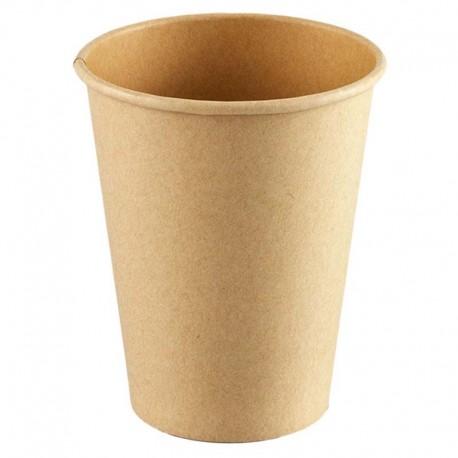 Vasos Biodegradables de Cartón y PLA 12Oz/360ml