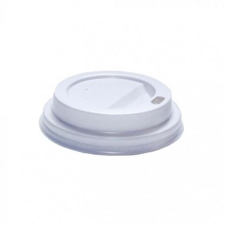 Tapas Biodegradables Drink para Vasos Cartón de Ø6,1cm