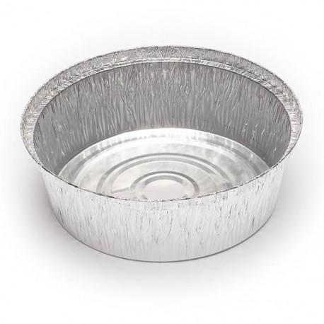 Envases de Aluminio Redondo 1.400ml