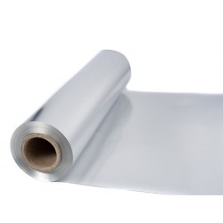 Rollo Papel Aluminio 30cm x 200m con Dispensador