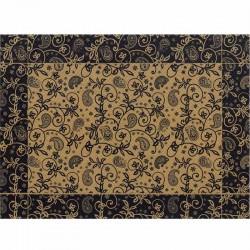 Mantel Individual Papel Ecológico 30x40cm Cachemir