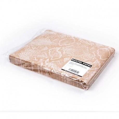 Mantel Individual Papel Ecológico 30x40cm Serpiente (1.000 Uds)
