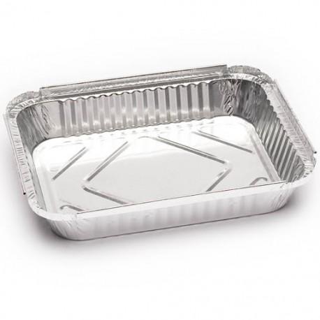 Envases de Aluminio Rectangulares 1.500ml