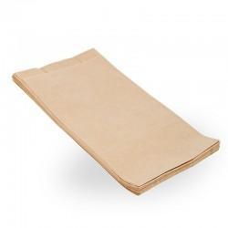 Bolsas de Papel Kraft 18+7x32cm 40gr