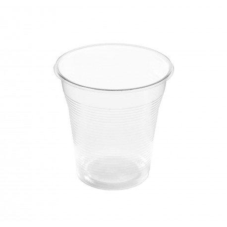Comprar Vasos de Plastico Desechables Transparentes 166 cc