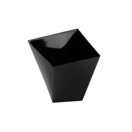 Vasos Degustación Catering Twist Negros