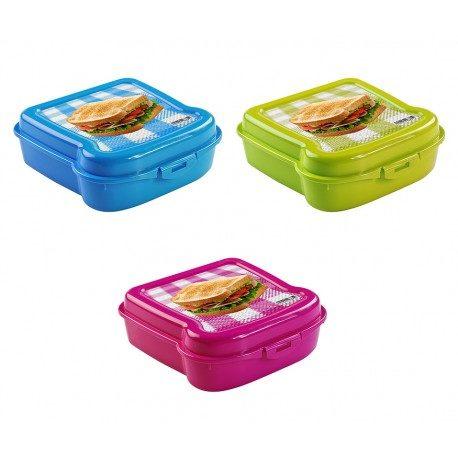 Fiambrera sandwich