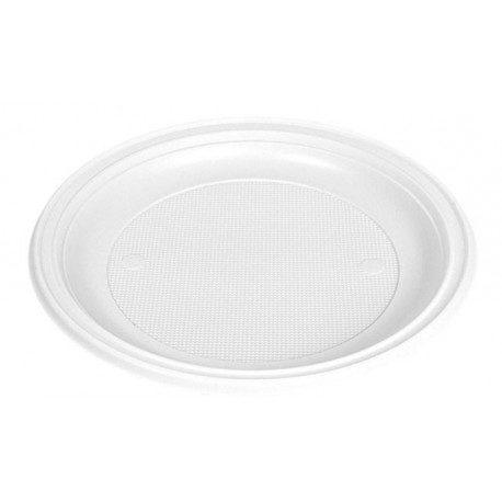 Platos de Plástico PS Pizza 28cm