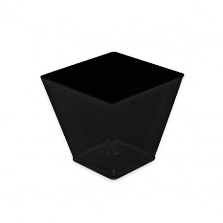 Vasos Degustación Rombo Negro