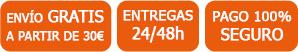 envío gratis - entregas 24/48h - pago 100% seguro